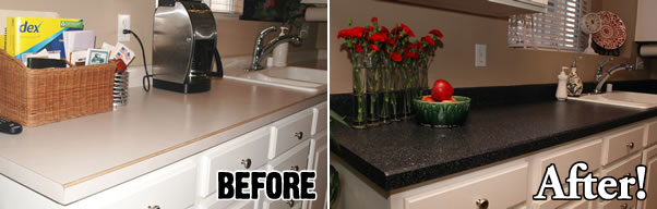 Miracle Method A Safer Way To Restore Countertops