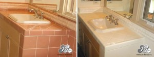 Miracle Method bathroom refinishing