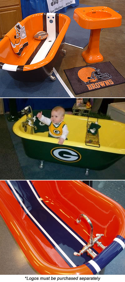 Show Your Team Spirit with Custom Color Refinishing from Miracle ...
