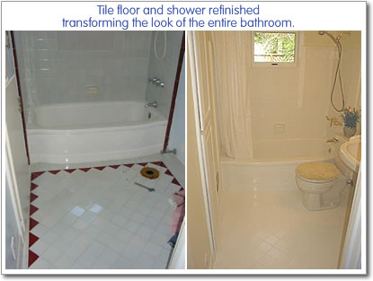 How Can I Change The Tile Floor In My Bathroom Miracle Method