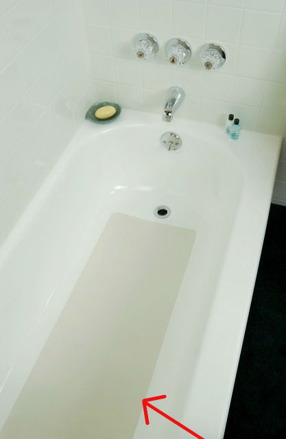 Can I use a bathmat on my refinished tub? - Miracle Method Surface ...
