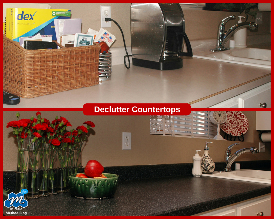 Tip 5 for Selling your House - Declutter
