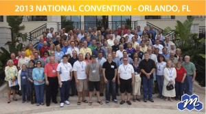 Miracle Method's Annual Convention attendees from the US and Canada