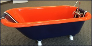 Broncos Tub - colors only new