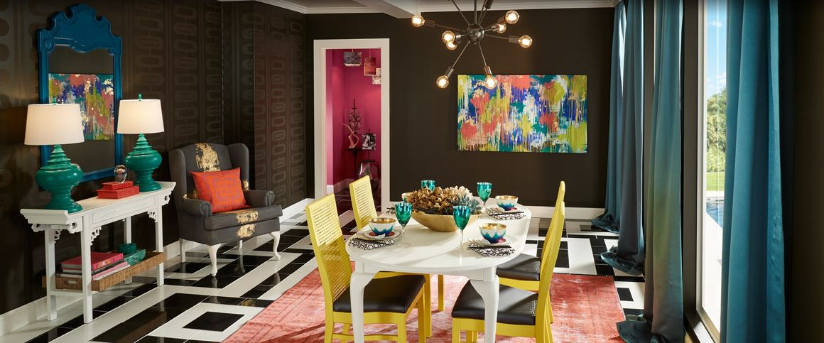 2016 Home Decor Color Trends