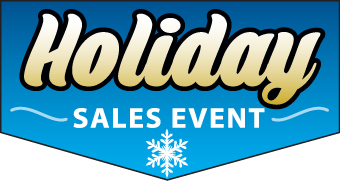 Holiday Sales Event Graphic