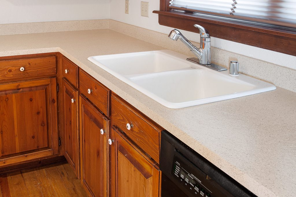 How To Make Your Outdated Kitchen Countertops Beautiful Again