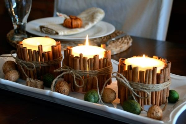 Creative Centerpiece Ideas For Your Fall Table