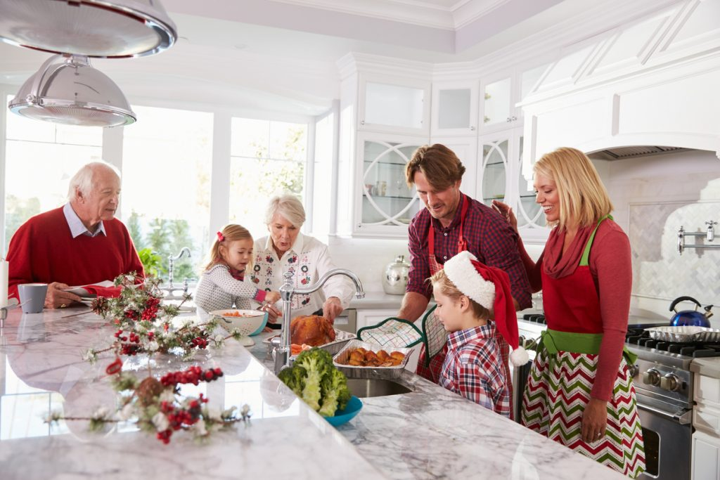 Get Your Kitchen Ready For The Holidays